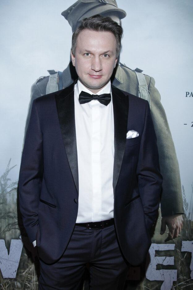 Wywiad z Michałem Kondratem na Interii